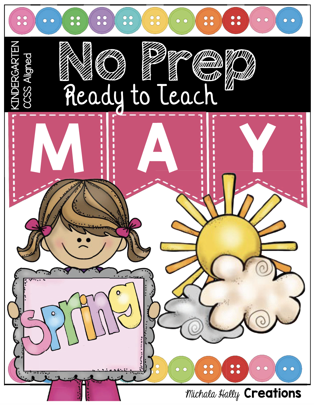 May In Kindergarten - Freebies | Kinder Teaching Fun | Kindergarten