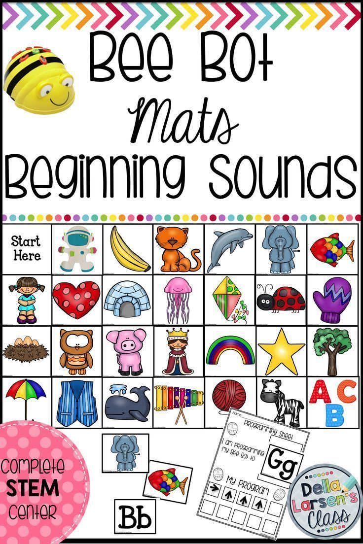 Bee Bot Mat Teaching Beginning Sounds | Best Ideas For Kindergarten