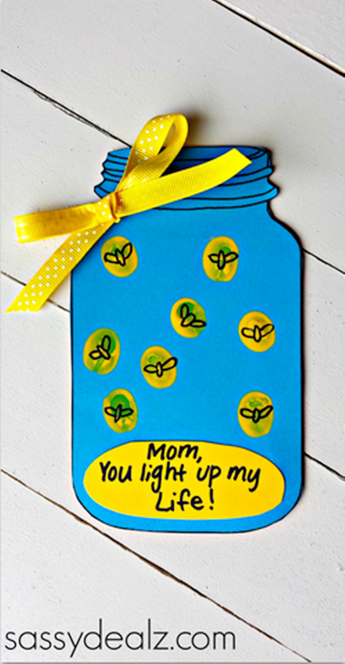 13 Creative And Sweet Kindergarten Mother's Day Crafts | Education