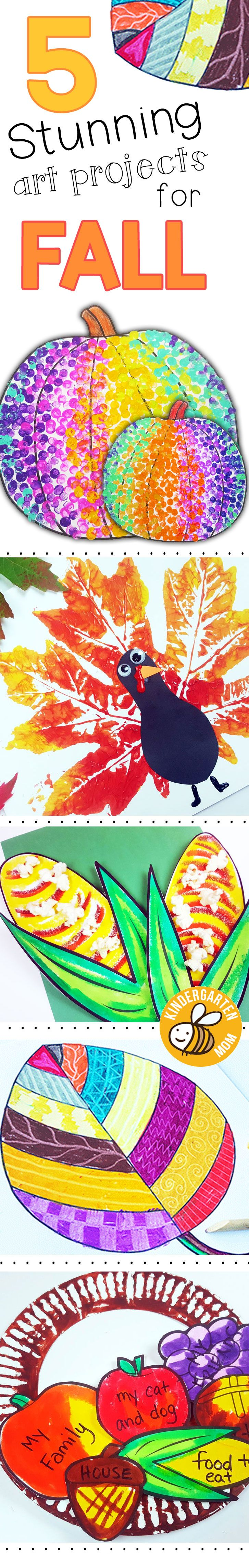Thanksgiving Art Projects For Kids   Kindergarten   Manualidades