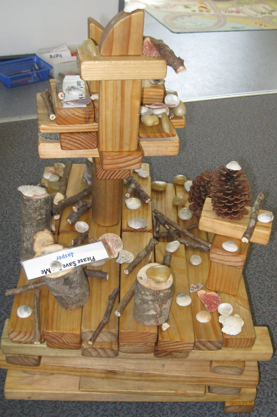 "Fabulous Suggestions For Block Play On This Page ("",) 