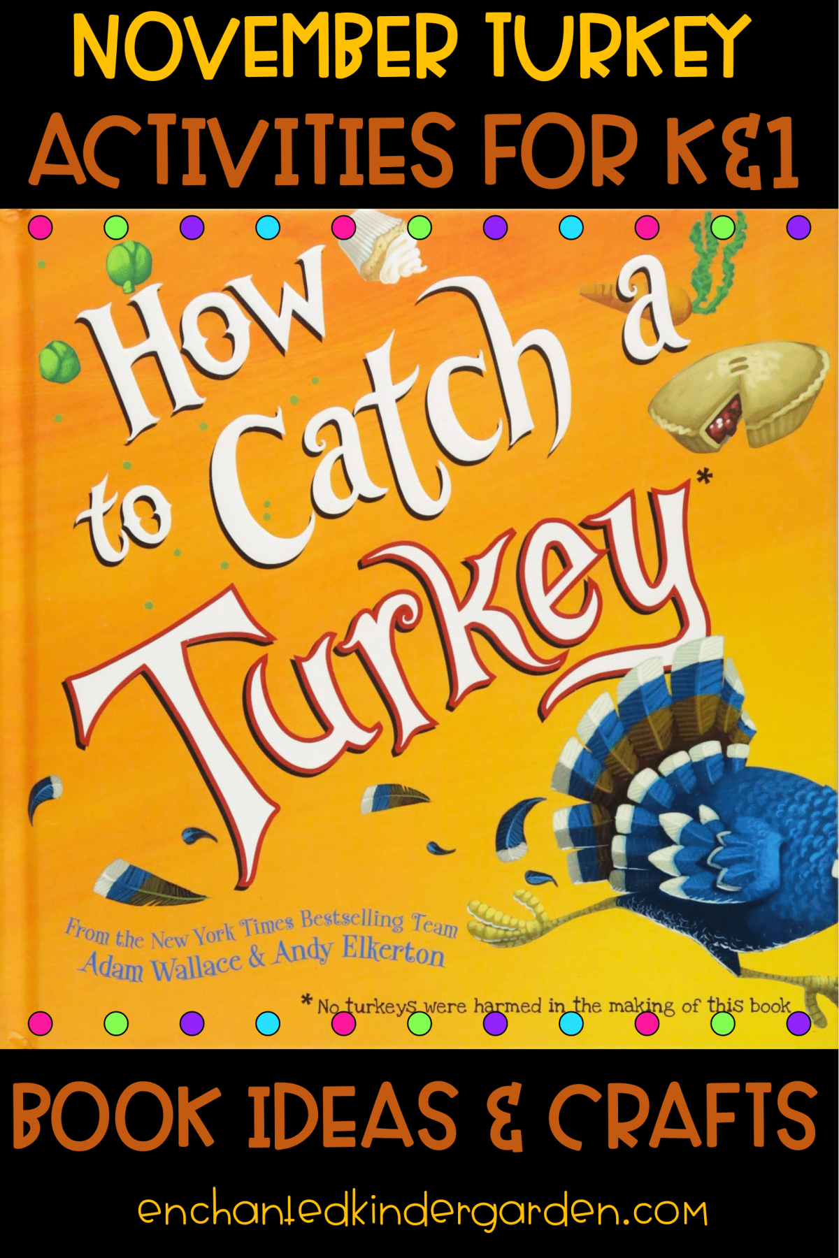 Easy Turkey Activity For Kindergarten | Writing | Kindergarten