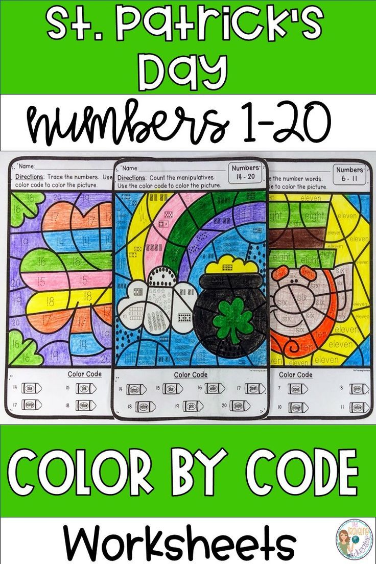 St Patrick's Day Coloring Pages   Kindergarten Activities For