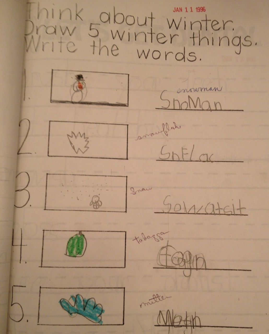 Pin By Lauren Scherer On Kindergarten Writing | Kindergarten Writing