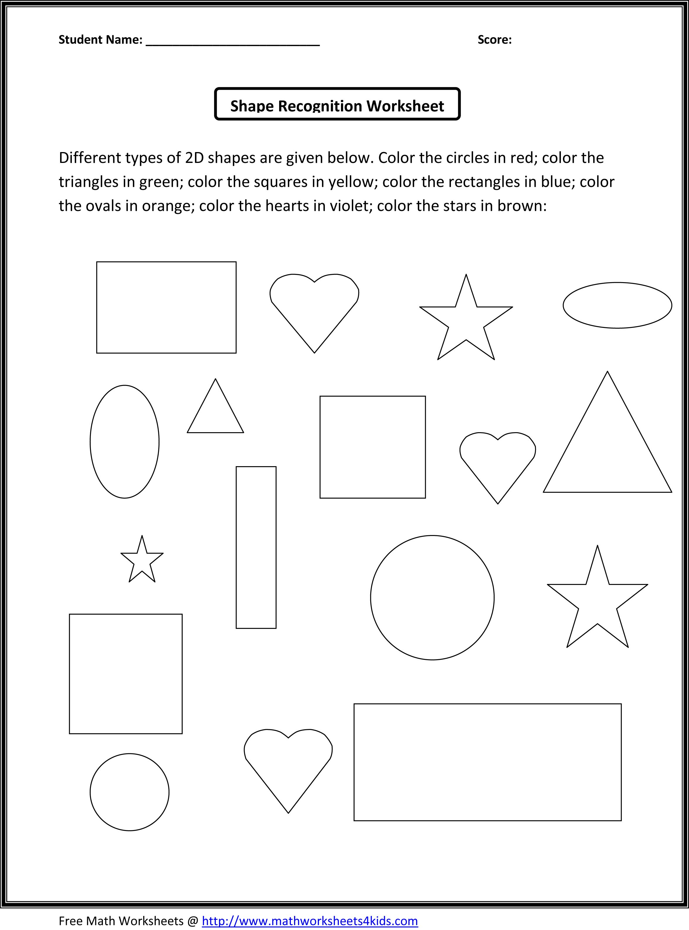 Pin By Marie Martin On Teaching The Girls | Kindergarten Worksheets