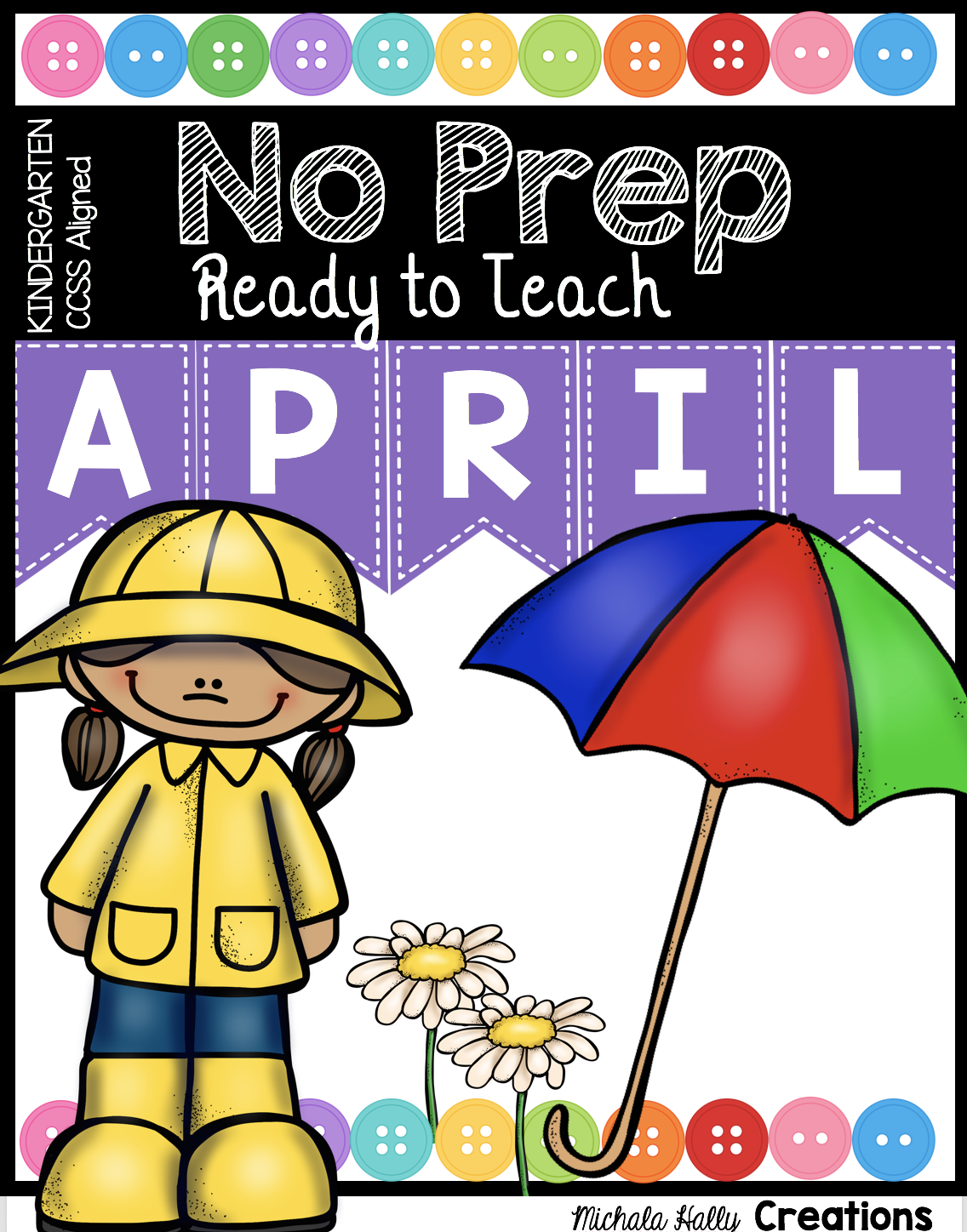 April In Kindergarten - Freebies | School | Kindergarten Freebies