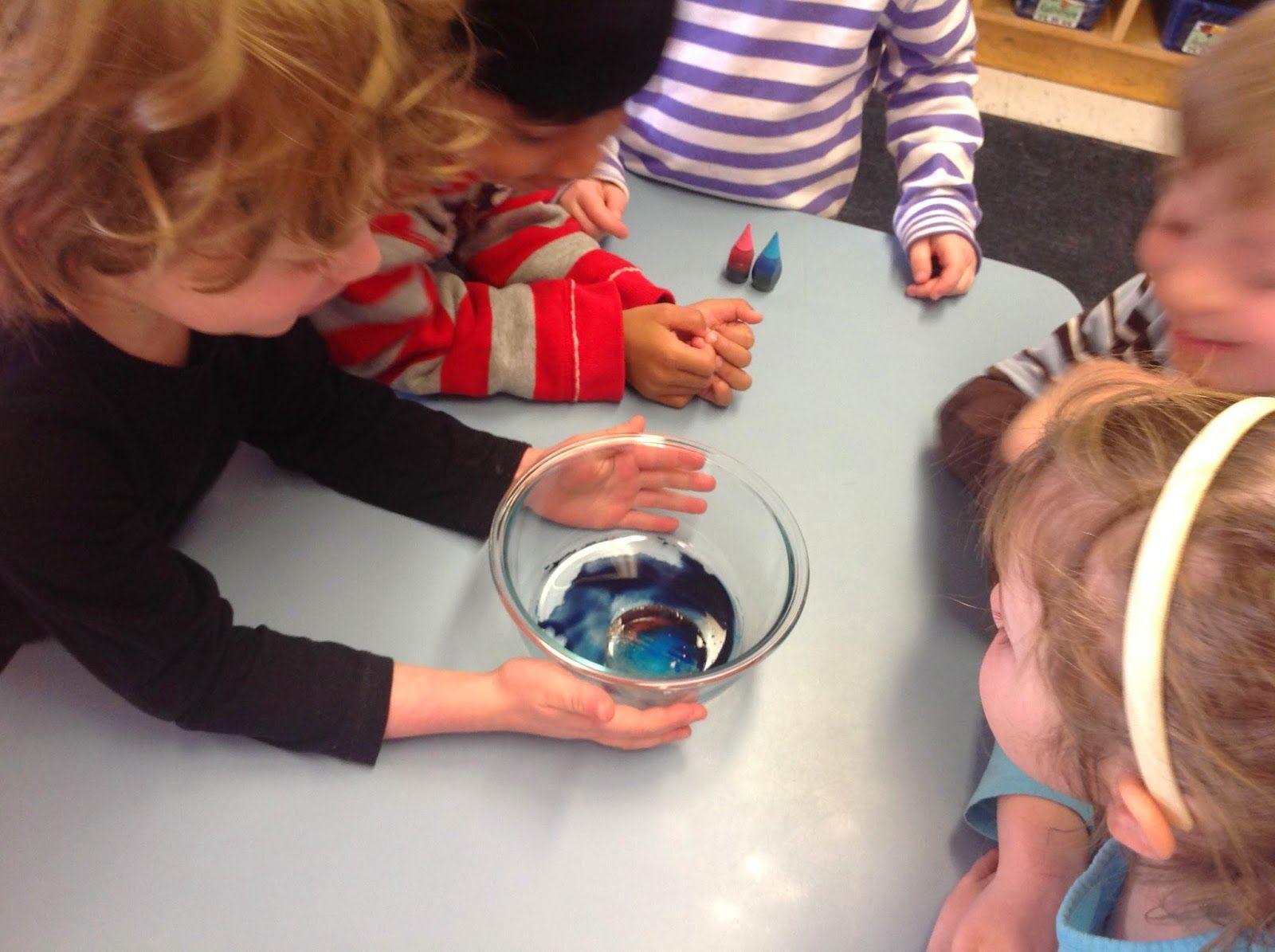 Wonders In Kindergarten: Ice Melting Competition And Further
