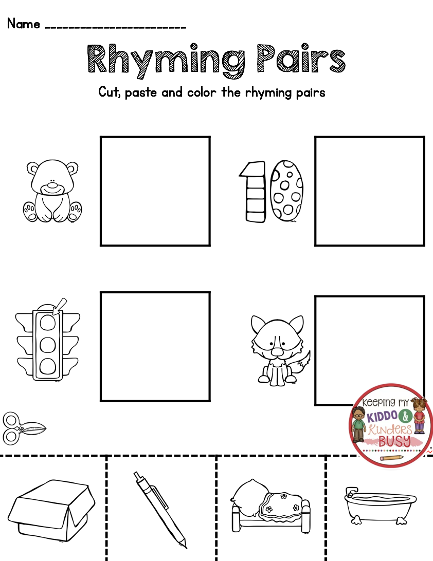 Kindergarten In August - Freebies | Kindergarten | Kindergarten