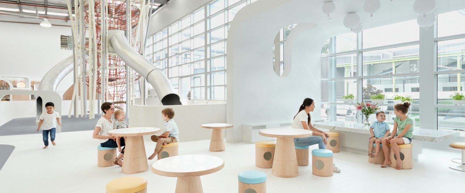 Pal Design's Nubo Maybe Be The World's Coolest Kindergarten