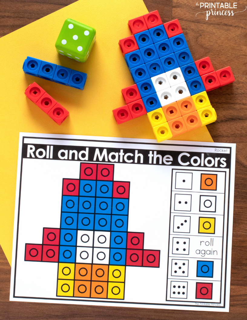 Fine Motor Games For Kindergarten {plus A Freebie!} | Kindergarten