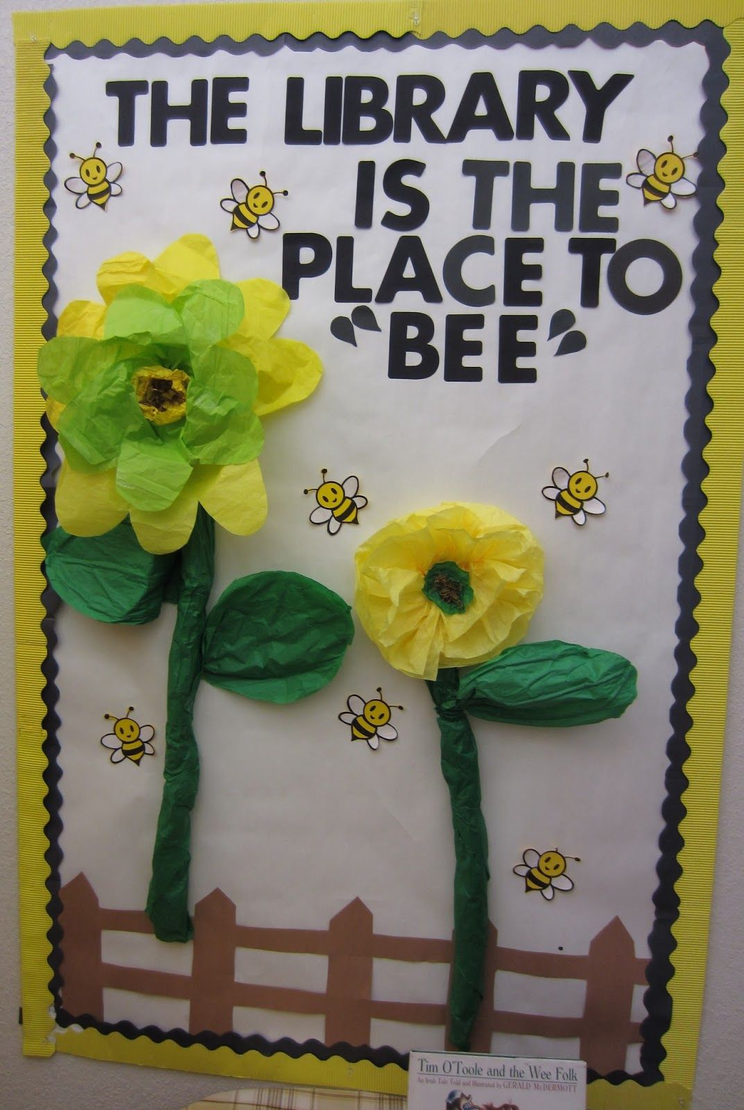 """Our Preschool Or Kindergarten Is A Place To """"bee"""" Very Cute Idea For"""