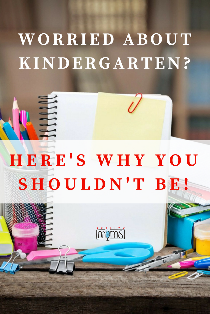 It's Time For School Registration: I'm Ready For Kindergarten