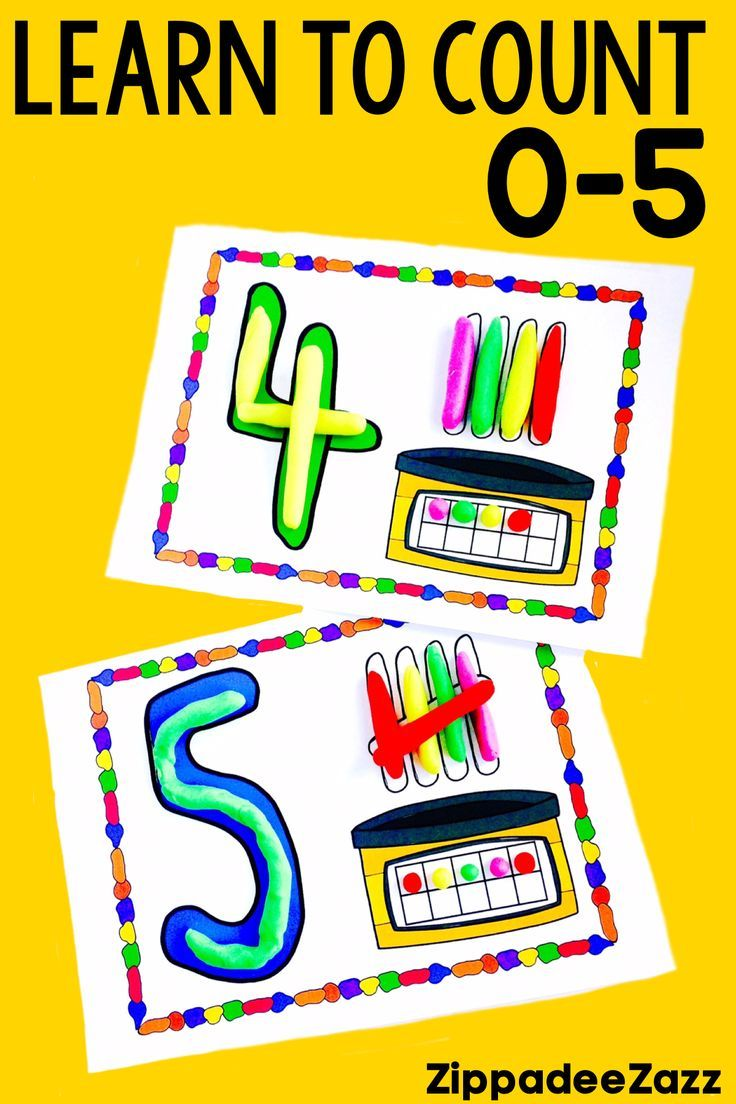 Kindergarten Curriculum For Math Unit 1 Numbers 0-5 Mighty Math For