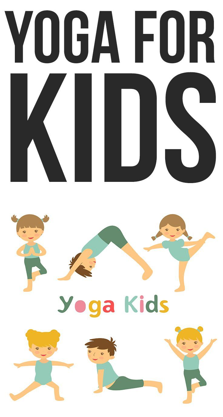 8 Fun Yoga Poses That Your Kindergarten Kid Will Enjoy And