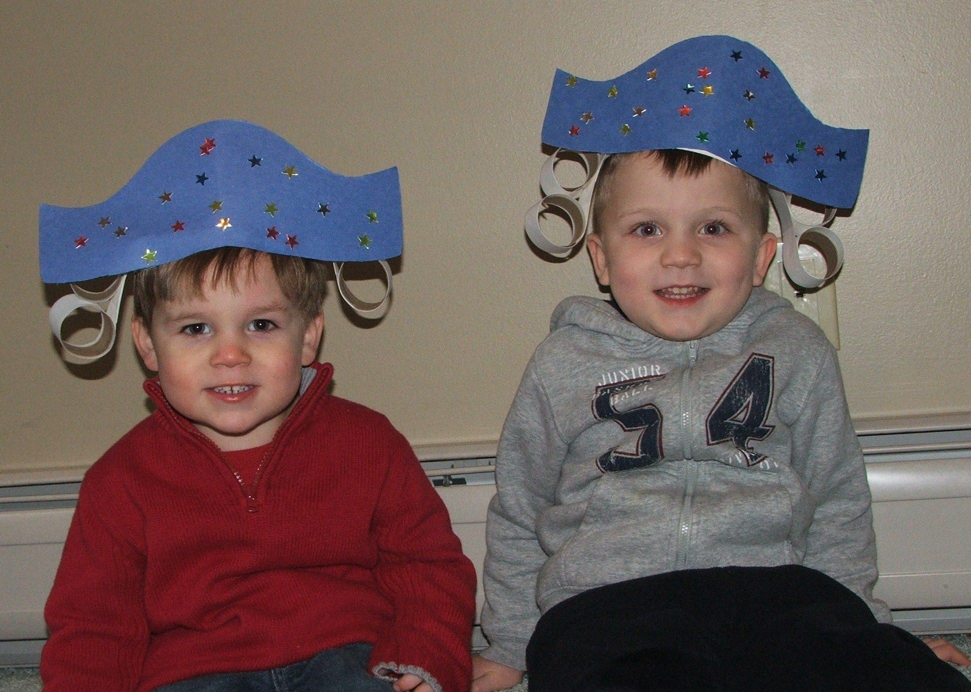 George Washington Hats | Education | Kindergarten Social