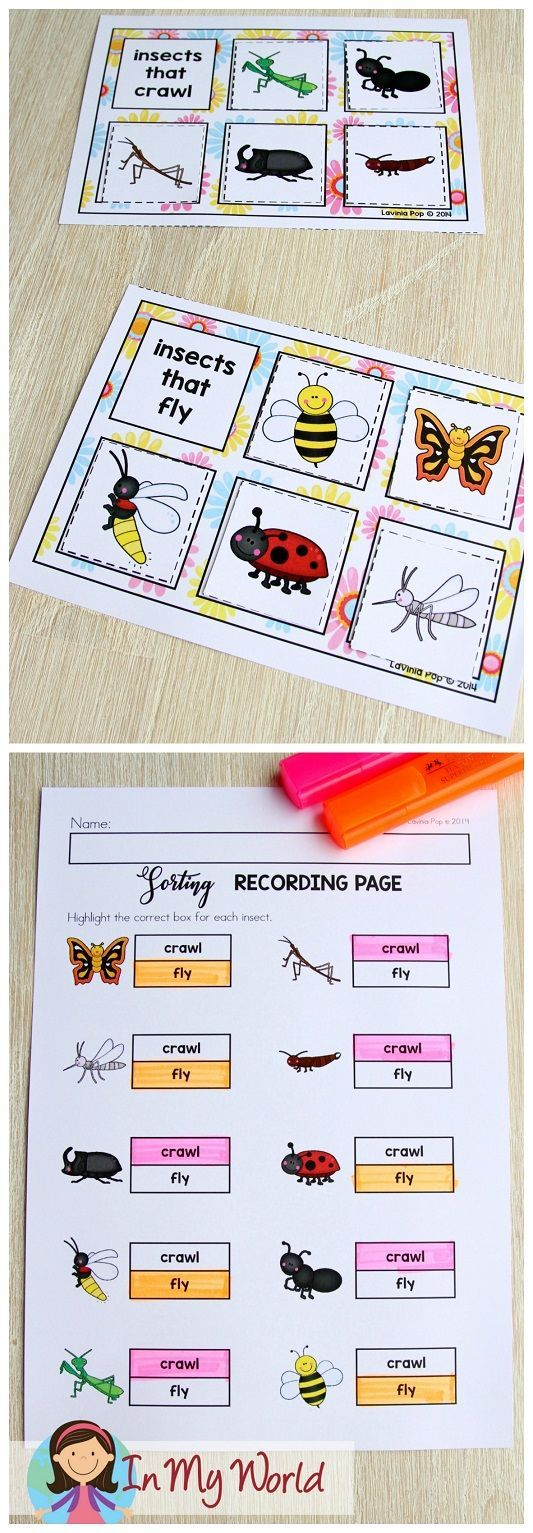 Spring Math Centers For Kindergarten | Spring Activities And