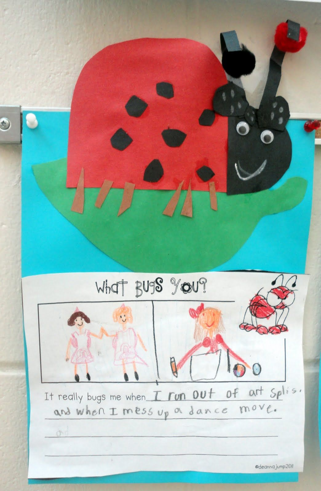 """Insect Unit - """"what Bugs You?"""" 