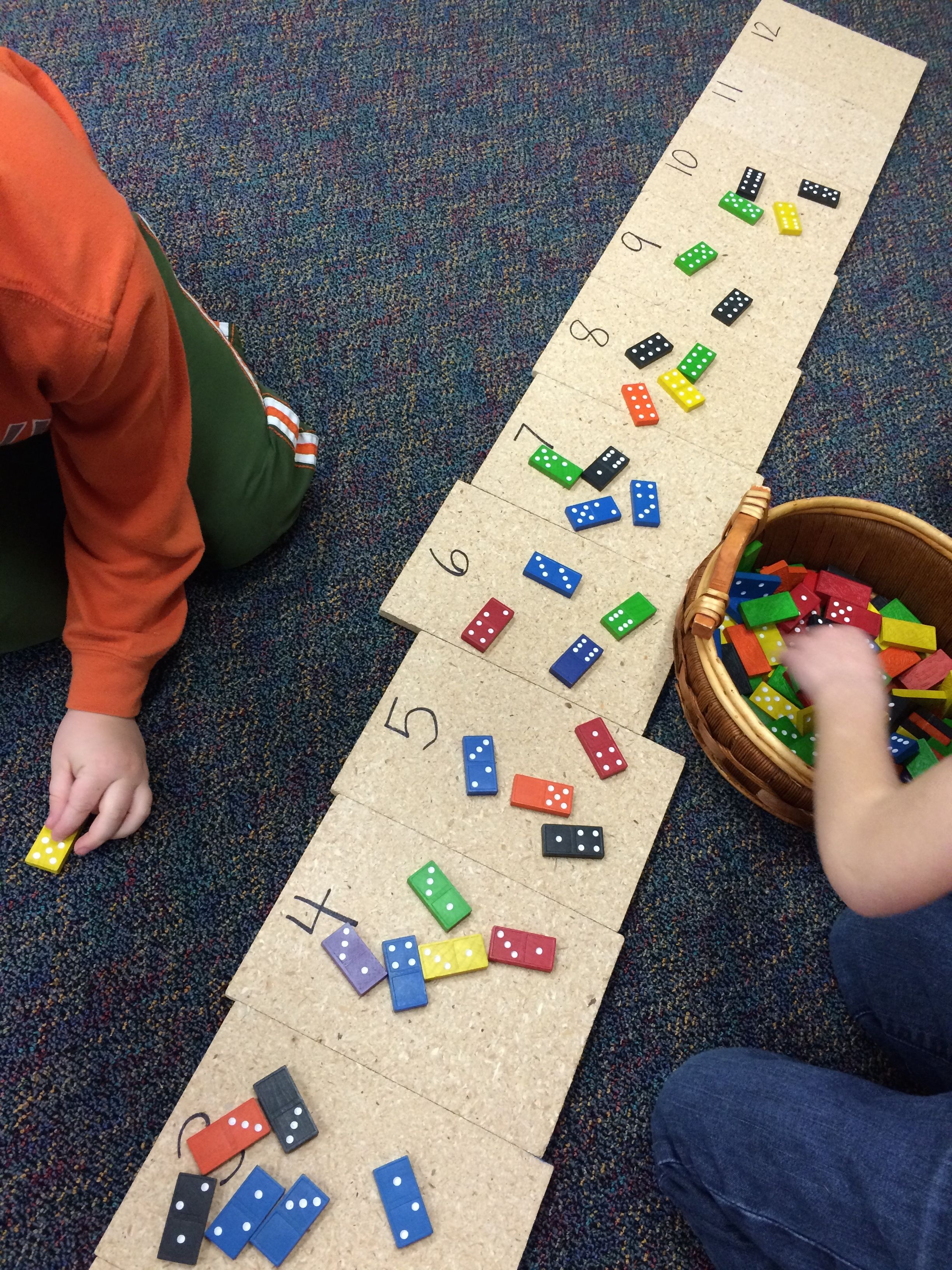 A Year Full Of Kindergarten Lessons For Understanding Addition And