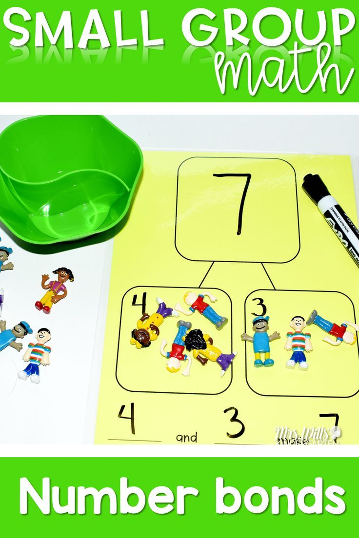 Kindergarten Small Group Guided Math Addition   Math Centers