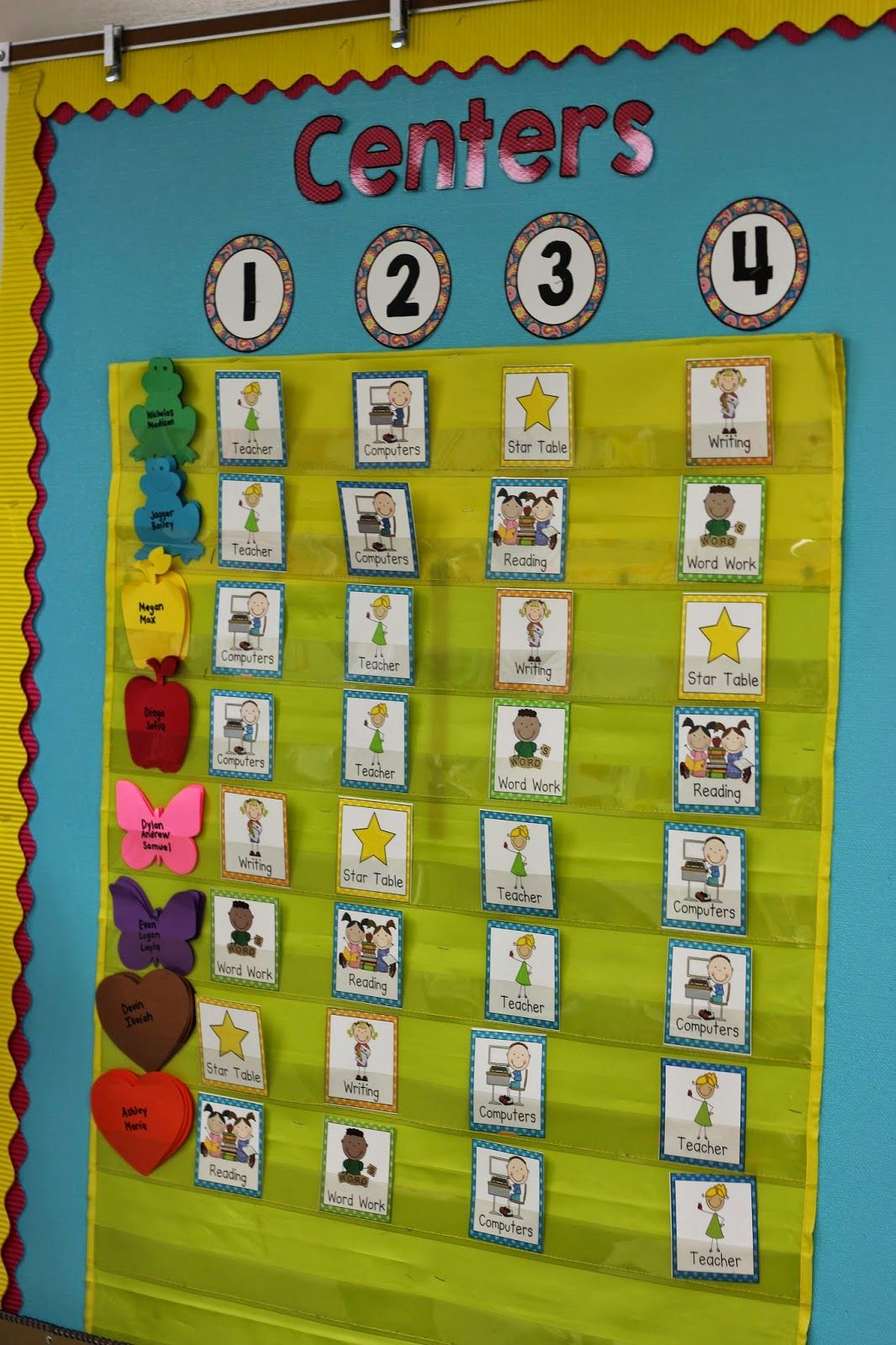My Classroom Reveal--finally! | Nurture Room | Kindergarten