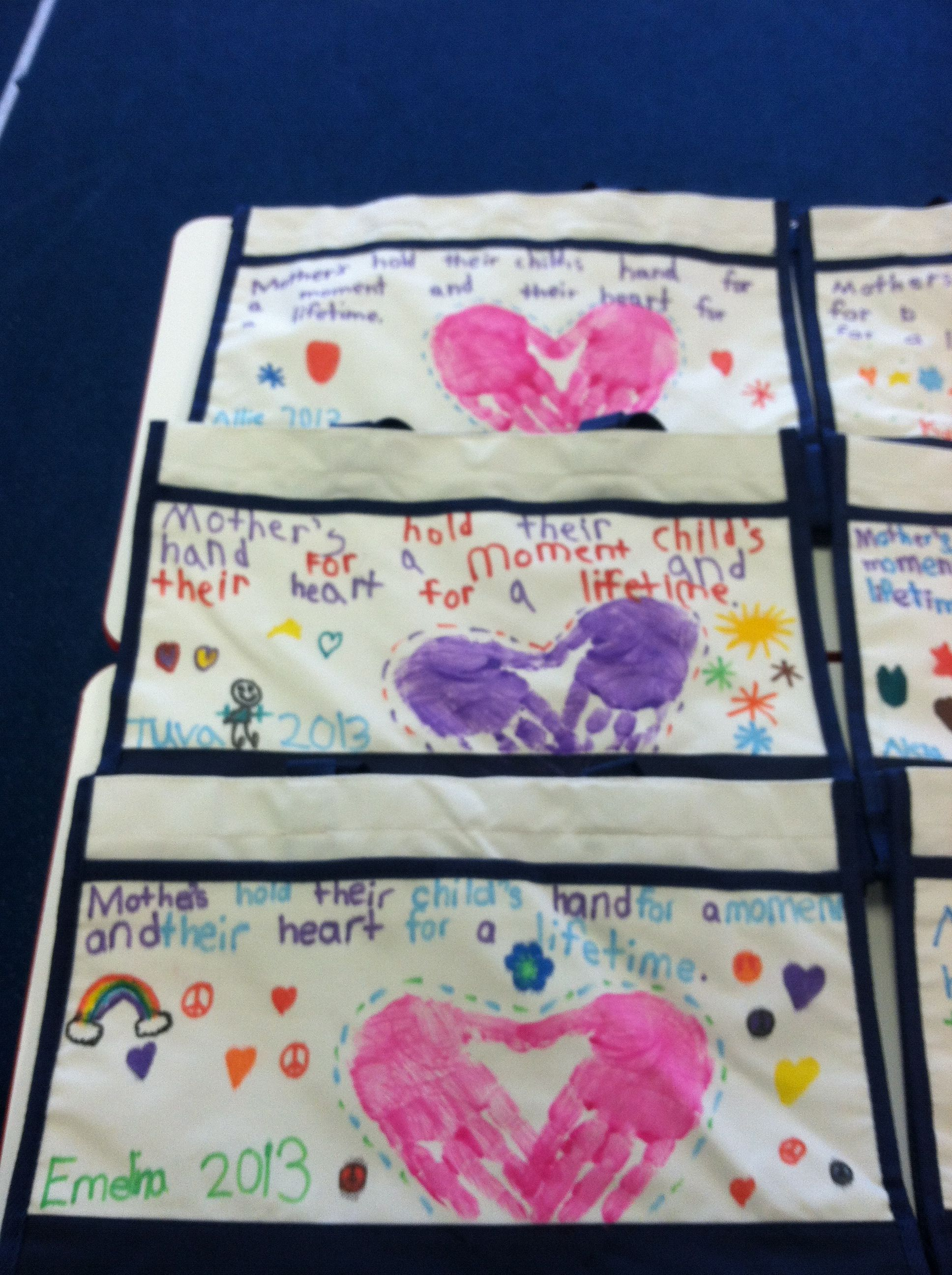 Mothers Day Gift - Kindergarten Craft | Mother's Day