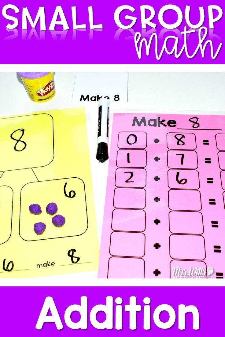 Kindergarten Math Groups Made Easy And A Free File