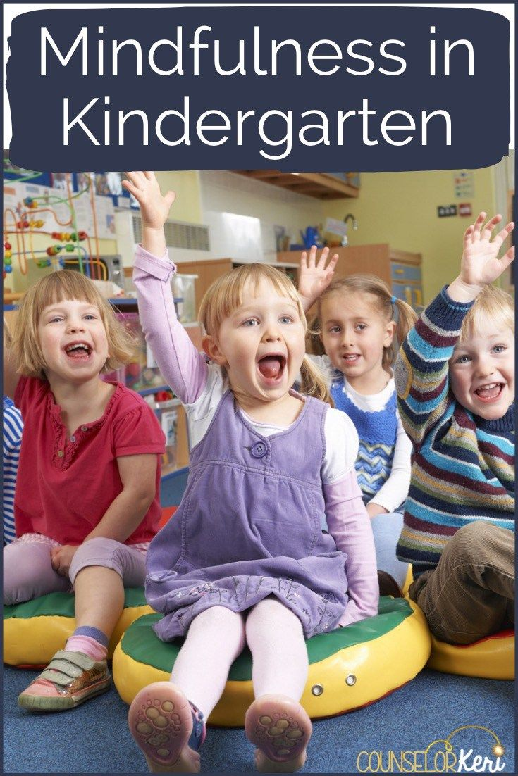 Mindfulness For Kindergarten: 4 Strategies To Get Your