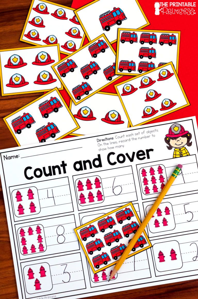 Kindergarten Community Helpers Centers For Math And Literacy
